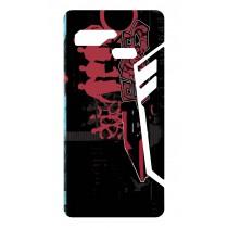Capa Adesivo Skin055 Verso Para Asus Rog Phone ZS600kl (2018)