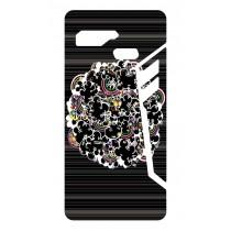 Capa Adesivo Skin110 Verso Para Asus Rog Phone ZS600kl (2018)