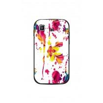Capa Adesivo Skin205 Verso Para Samsung Chat Gt-c3222