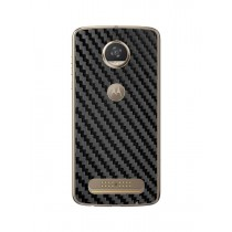 Capa Adesivo Skin349 Verso Para Motorola Moto Z2 Play
