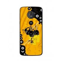 Capa Adesivo Skin354 Verso Para Motorola Moto G6 Play