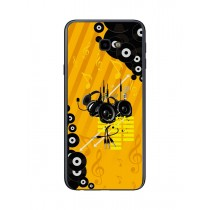 Capa Adesivo Skin354 Verso Para Samsung Galaxy J4 Plus