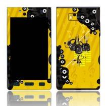 Capa Adesivo Skin354 LG Optimus L7 P705