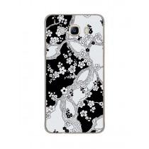Capa Adesivo Skin356 Verso Para Samsung Galaxy J7 2016