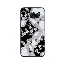 Capa Adesivo Skin356 Verso Para Samsung Galaxy S7 Sm-g930