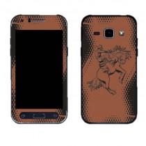 Capa Adesivo Skin357 Para Samsung Galaxy J1 Sm-j100m