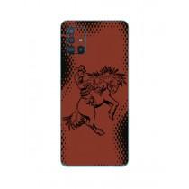 Capa Adesivo Skin357 Verso Para Samsung Galaxy A51 (a515)