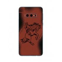 Capa Adesivo Skin357 Verso Para Samsung Galaxy S10e