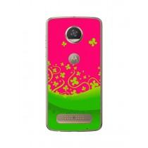 Capa Adesivo Skin358 Verso Para Motorola Moto Z2 Play