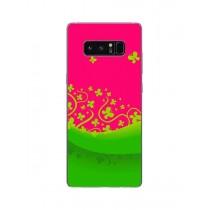 Capa Adesivo Skin358 Verso Para Samsung Galaxy Note 8