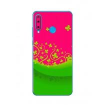 Capa Adesivo Skin358 Verso Para Huawei P30 lite