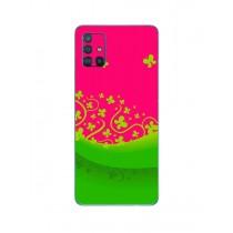 Capa Adesivo Skin358 Verso Para Samsung Galaxy A51 (a515)