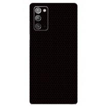 Capa Adesivo Skin362 Verso Para Samsung Galaxy Note 20 (5G)