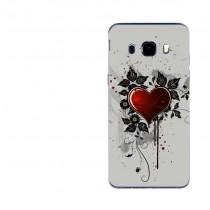 Capa Adesivo Skin364 Verso Para Samsung Galaxy J5 Metal Sm-j510mn
