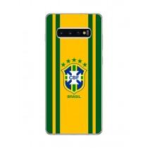 Capa Adesivo Skin367 Verso Para Samsung Galaxy S10 Plus