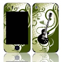 Capa Adesivo Skin368 Apple Iphone 3gs 8gb