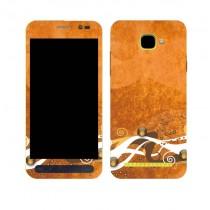 Capa Adesivo Skin371 Blu Dash 5.0 D412