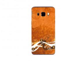 Capa Adesivo Skin371 Verso Para Samsung Galaxy J5 Metal Sm-j510mn