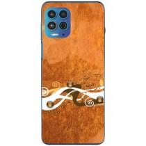 Capa Adesivo Skin371 Blu Spark S130 + Kit Tela