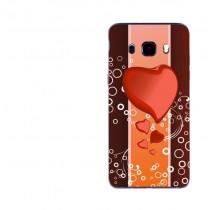 Capa Adesivo Skin372 Verso Para Samsung Galaxy J5 Metal Sm-j510mn