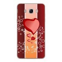 Capa Adesivo Skin372 Verso Para Samsung Galaxy J7 Metal (sm-j710)