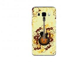 Capa Adesivo Skin373 Verso Para Samsung Galaxy J5 Metal Sm-j510mn