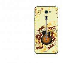 Capa Adesivo Skin373 Verso Para Samsung Galaxy J7 Prime 2 Sm-g611