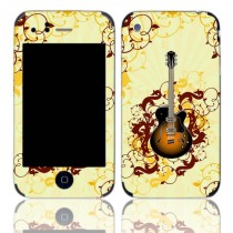 Capa Adesivo Skin373 Apple Iphone 3gs 8gb