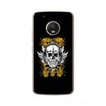 Capa Adesivo Skin374 Verso Para Motorola Moto G5 Plus
