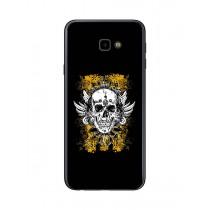 Capa Adesivo Skin374 Verso Para Samsung Galaxy J4 Plus