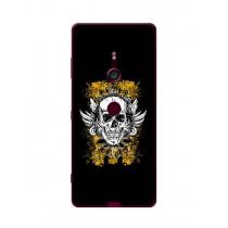 Capa Adesivo Skin374 Verso Para Sony Xperia Xz3