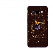 Capa Adesivo Skin375 Verso Para Samsung Galaxy J5 Metal Sm-j510mn
