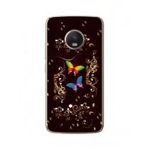 Capa Adesivo Skin375 Verso Para Motorola Moto G5 Plus