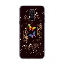 Capa Adesivo Skin375 Verso Para Samsung Galaxy A6 Plus