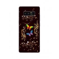 Capa Adesivo Skin375 Verso Para Samsung Galaxy Note 8