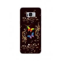 Capa Adesivo Skin375 Verso Para Samsung Galaxy S8 Plus