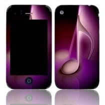 Capa Adesivo Skin376 Apple Iphone 3gs 8gb