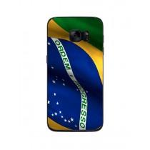 Capa Adesivo Skin628 Verso Para Samsung Galaxy S7 Sm-g930