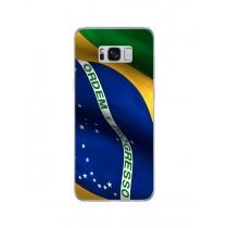 Capa Adesivo Skin628 Verso Para Samsung Galaxy S8 Plus
