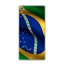 Capa Adesivo Skin628 Verso Para Sony Xperia Xa Ultra